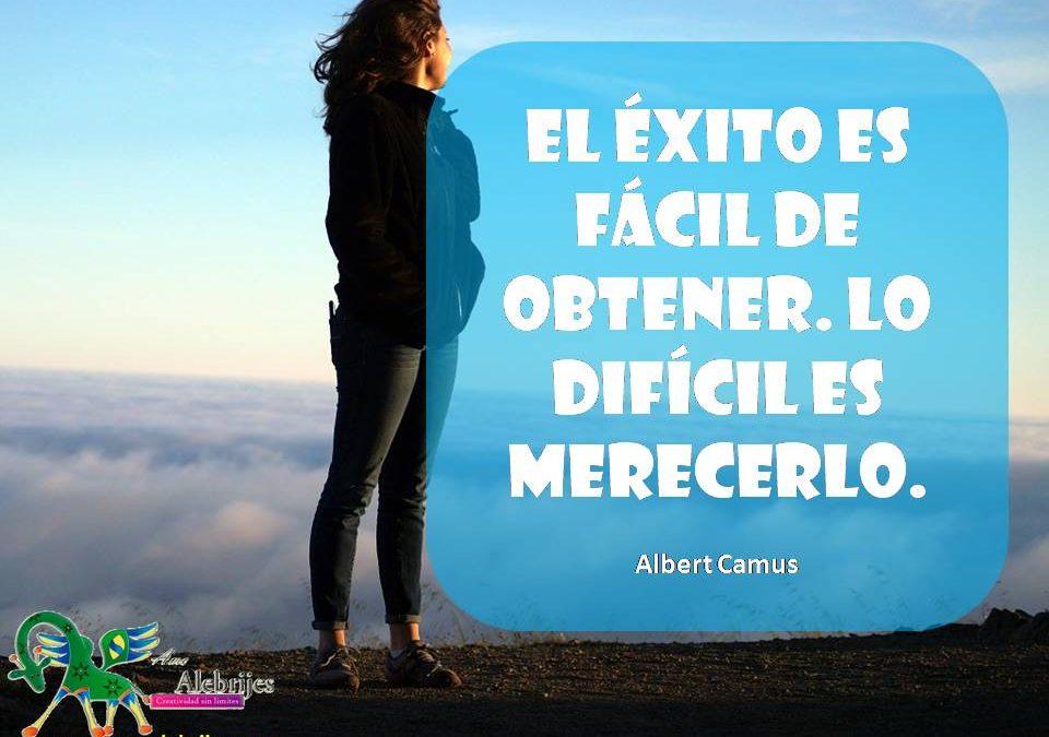 Frases celebres Albert Camus 3