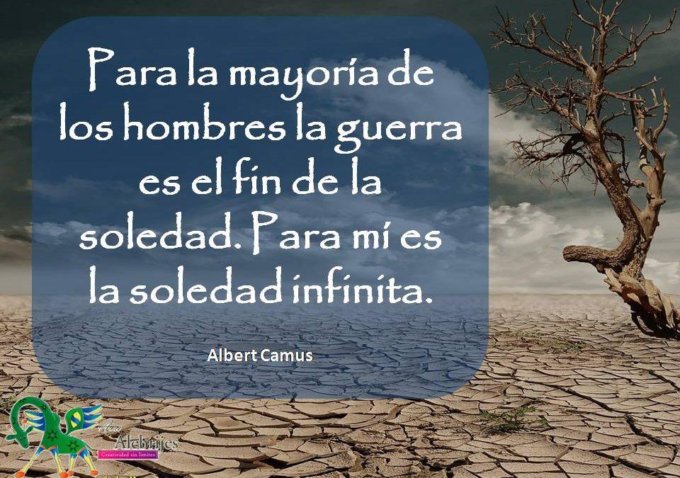 Frases celebres Albert Camus 4