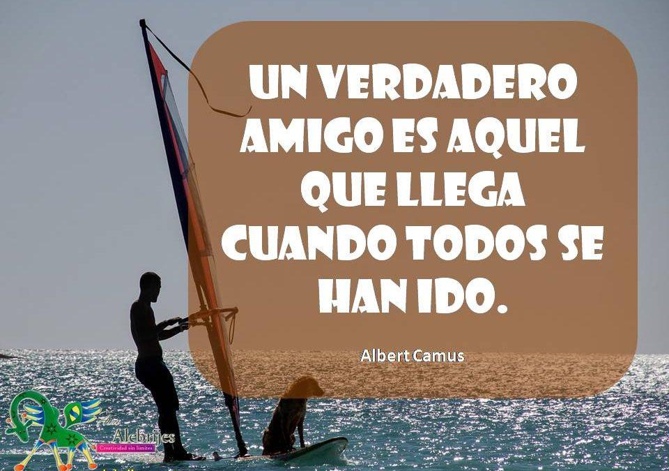 Frases celebres Albert Camus 5