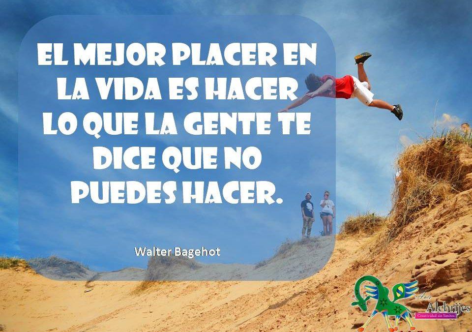 Frases celebres Walter Bagehot 1
