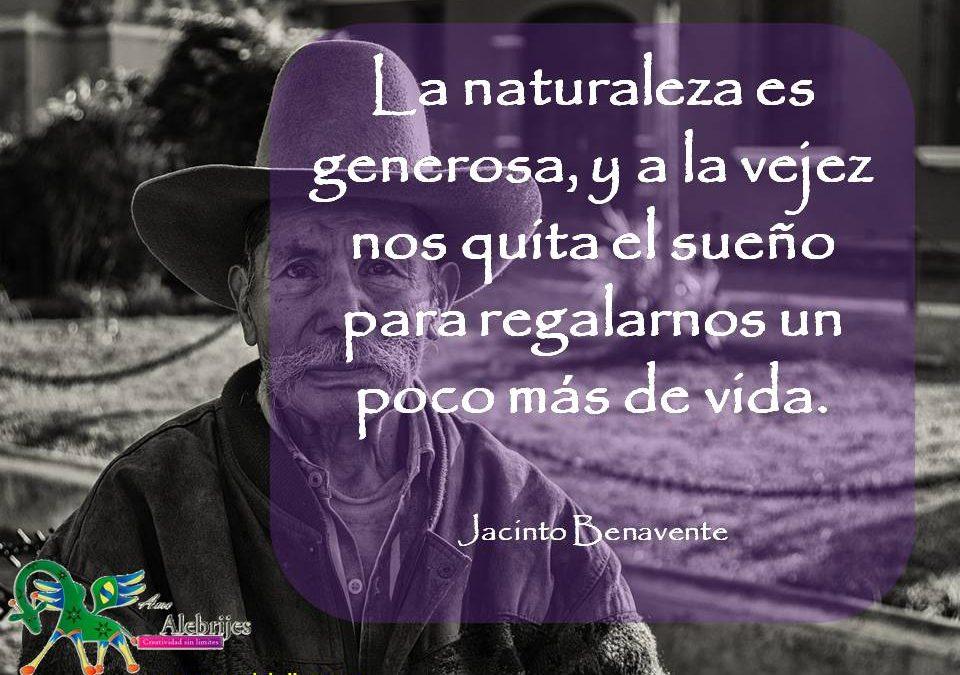 Frases celebres Jacinto Benavente 2