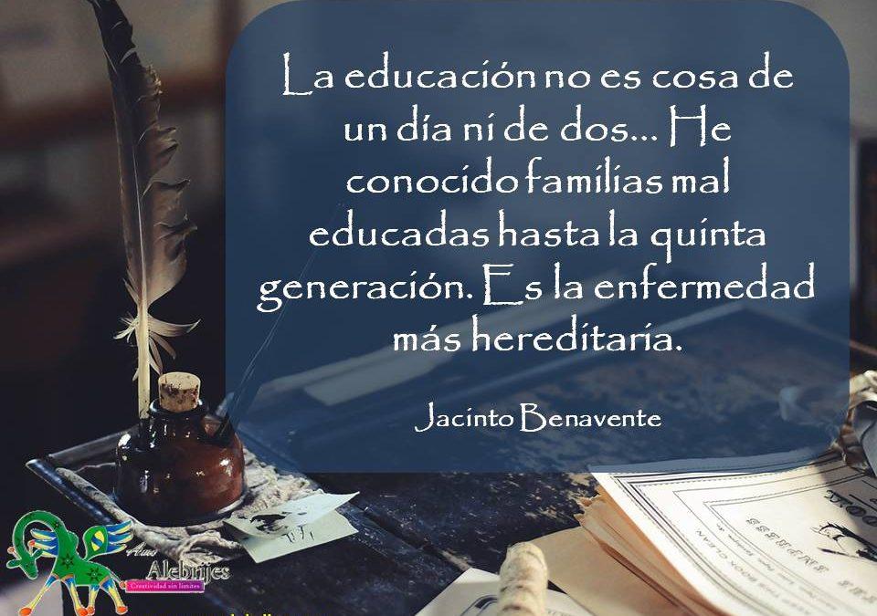 Frases celebres Jacinto Benavente 3