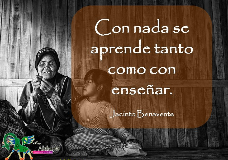 Frases celebres Jacinto Benavente 6