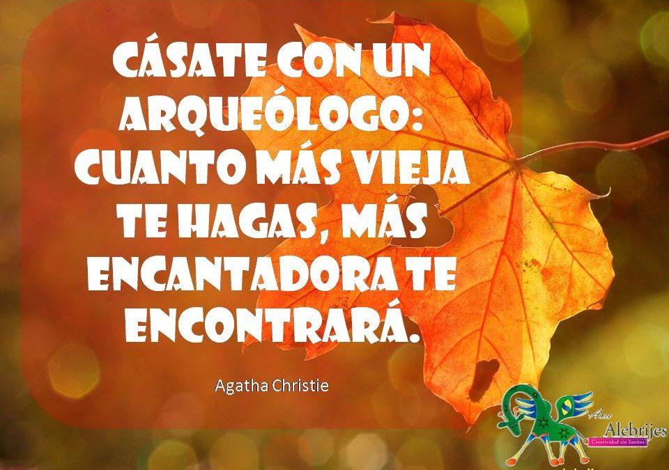 Frases celebres Agatha Christie 2