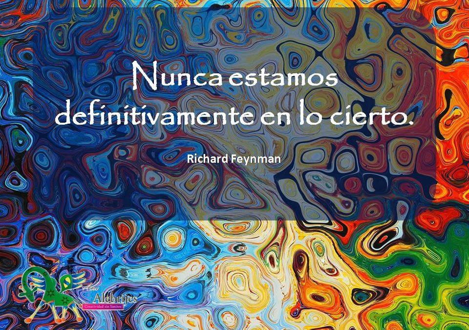 Frases celebres Richard Feynman 3