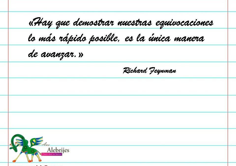 Frases celebres Richard Feynman 5