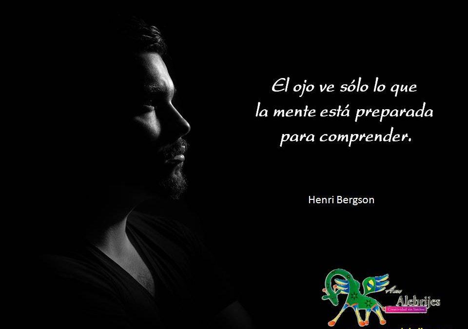 Frases celebres Henri Bergson 2