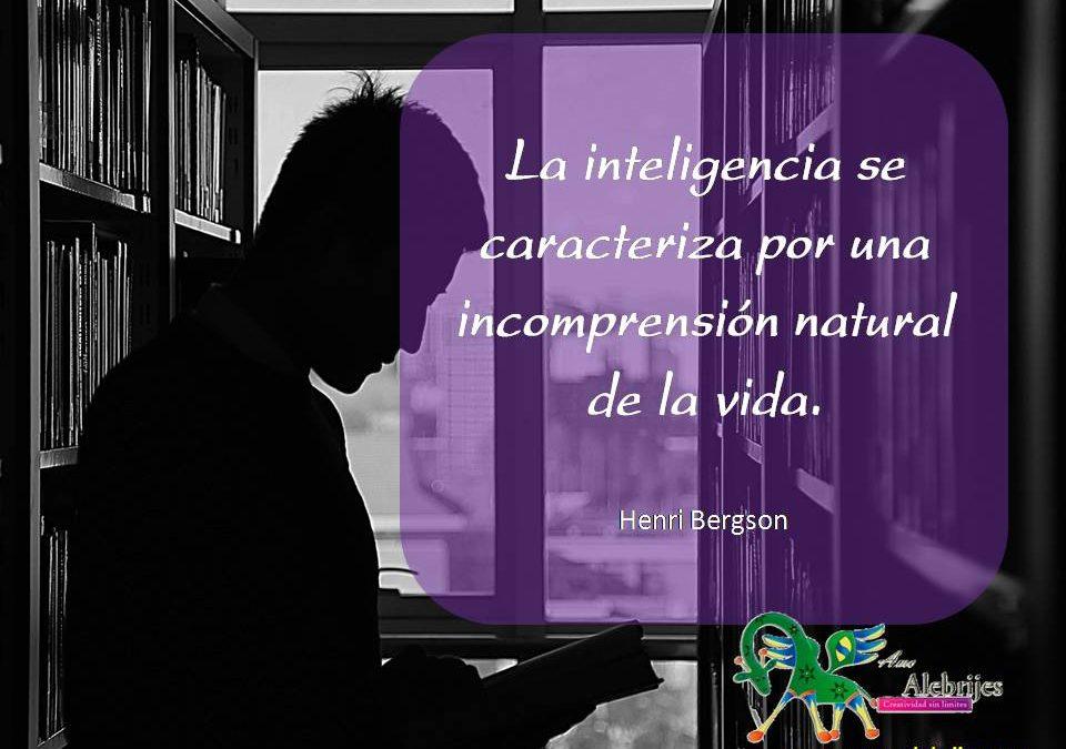 Frases celebres Henri Bergson 3