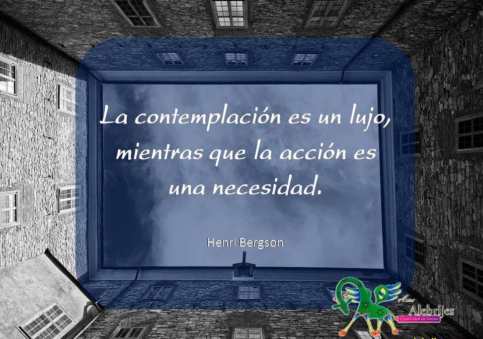 Frases celebres Henri Bergson 4