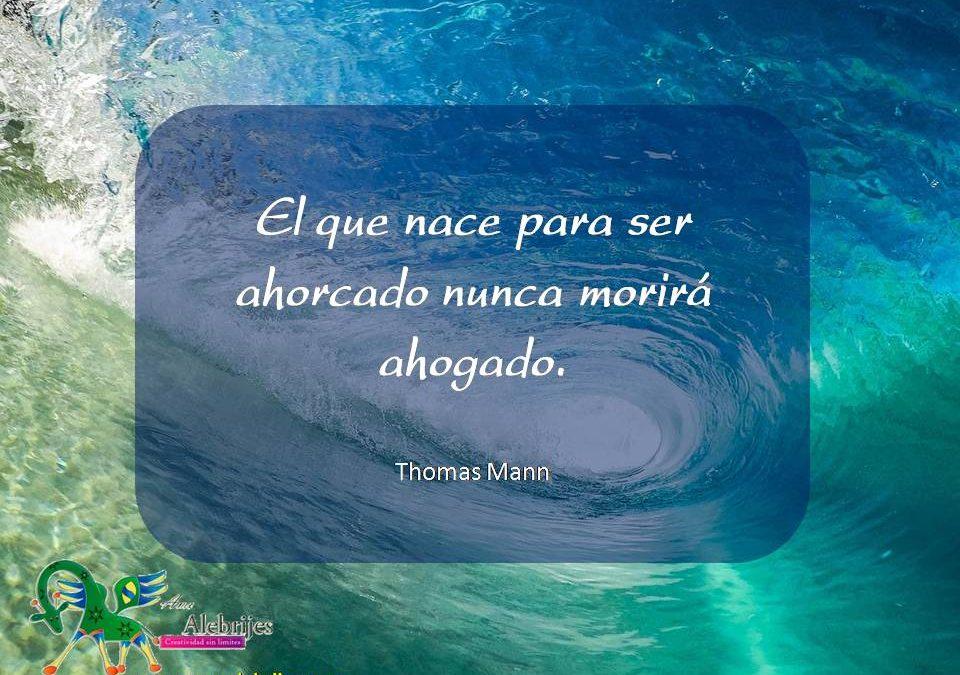 Frases celebres Thomas Mann 1