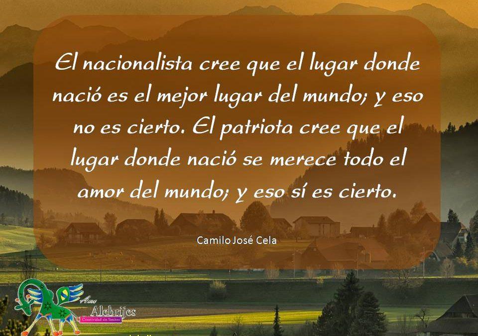 Frases celebres Camilo José Cela 4