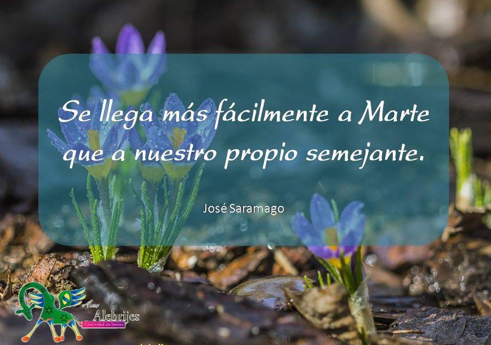 Frases celebres José Saramago 9