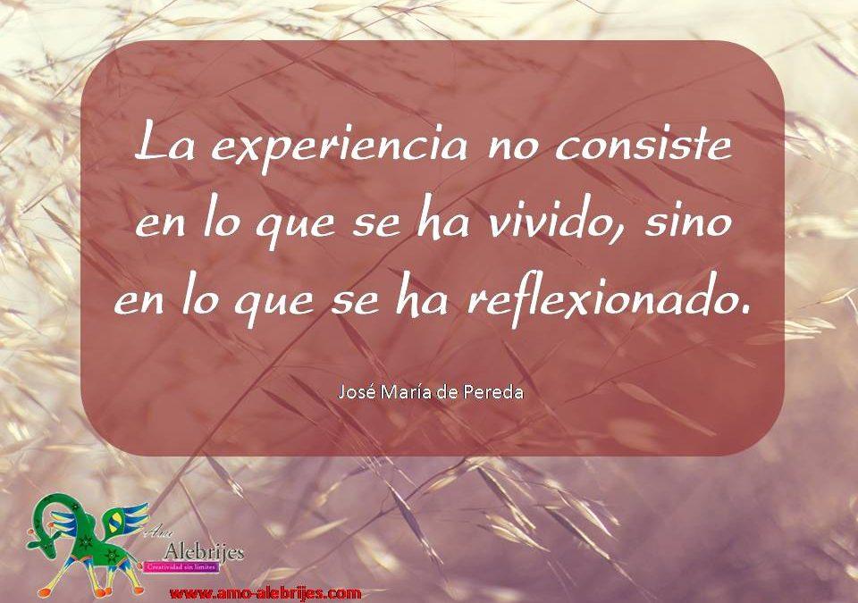 Frases celebres José María de Pereda 1