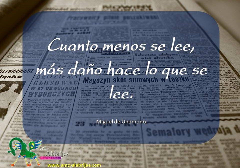 Frases celebres Miguel de Unamuno 2