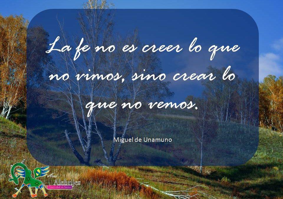Frases celebres Miguel de Unamuno 8
