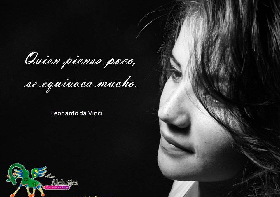 Frases celebres Leonardo da Vinci 6