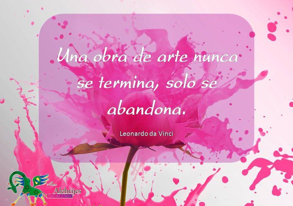 Frases celebres Leonardo da Vinci 8