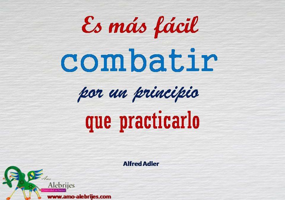 Frases celebres Alfred Adler 1