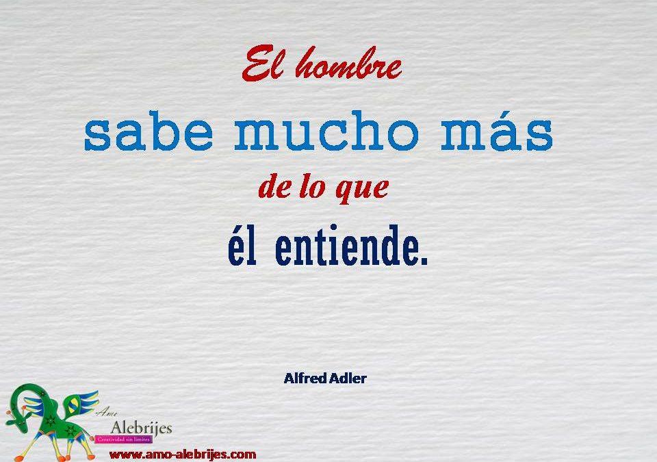 Frases celebres Alfred Adler 2