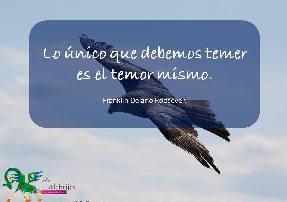 Frases celebres Franklin Delano Roosevelt 4