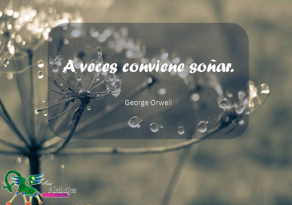 Frases celebres George Orwell 1