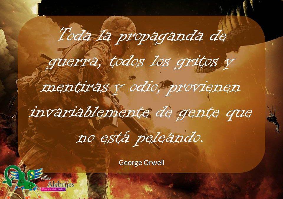 Frases celebres George Orwell 5