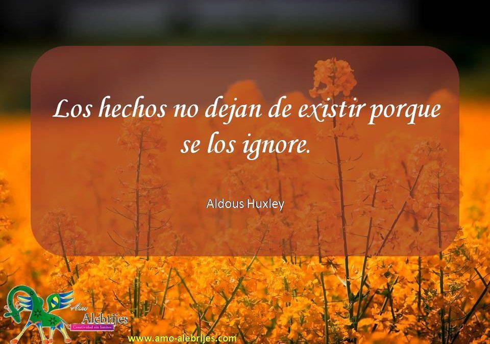 Frases celebres Aldous Huxley 2