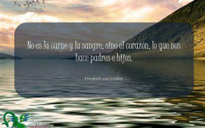 Frases celebres Friedrich von Schiller 15