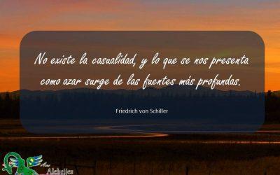 Frases celebres Friedrich von Schiller 16