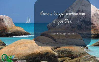Frases celebres Johann Wolfgang von Goethe 2