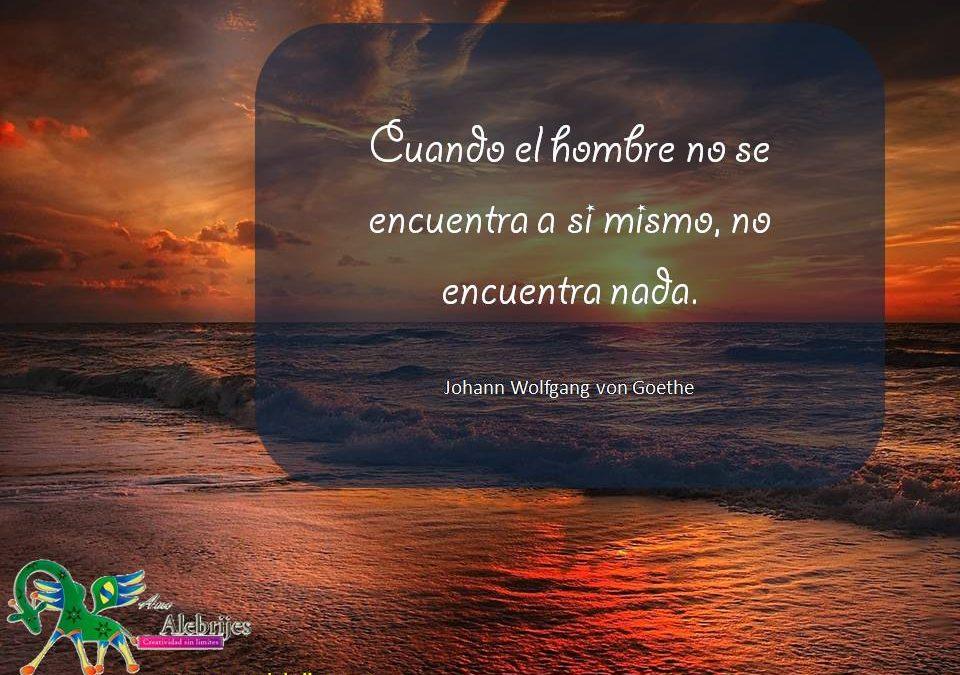 Frases celebres Johann Wolfgang von Goethe 3