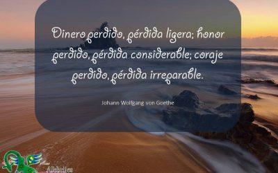 Frases celebres Johann Wolfgang von Goethe 4