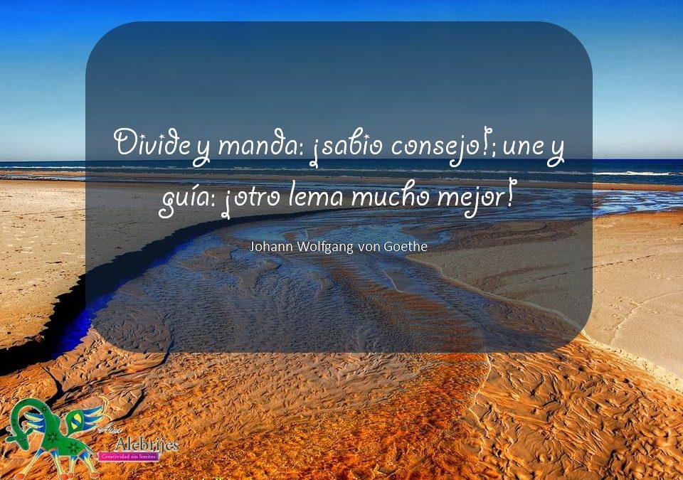 Frases celebres Johann Wolfgang von Goethe 5