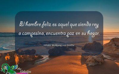 Frases celebres Johann Wolfgang von Goethe 8