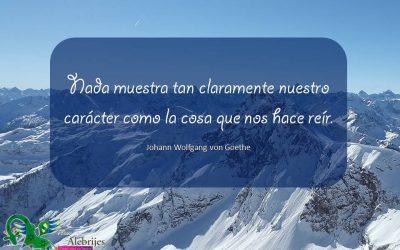 Frases celebres Johann Wolfgang von Goethe 13